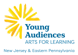 Young Audiences Arts for Learning NJ & Eastern PA Logo